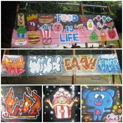 Le monde du graffiti